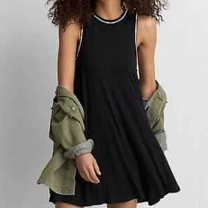 American Eagle Soft and Sexy Swing Jersey Dress
